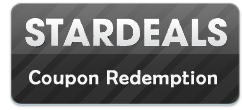 Redeem Stardeals Coupon